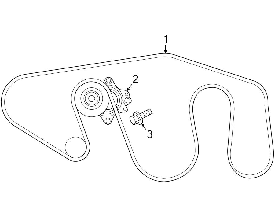 26 2005 Nissan Pathfinder Serpentine Belt Diagram