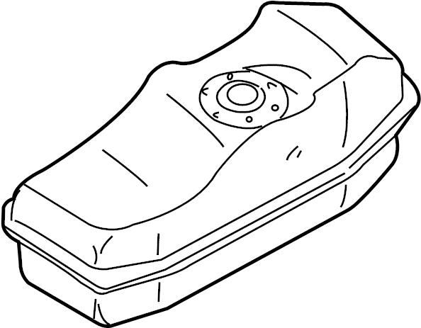 1998 Nissan Frontier Fuel Pump Ledningsdiagram