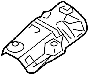 Nissan Frontier Radiator Diagram