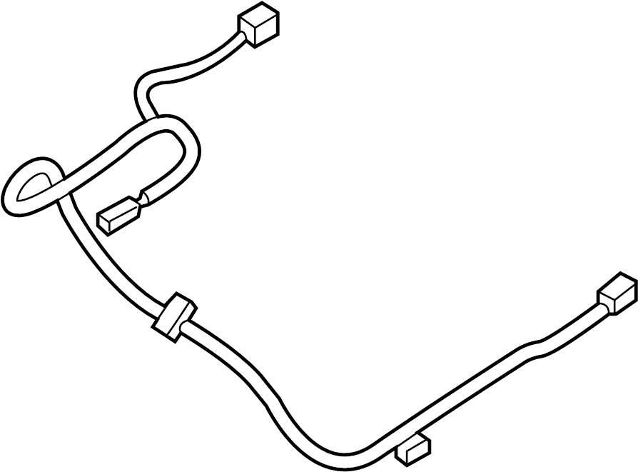 2015 nissan altima air bag wiring harness  harness