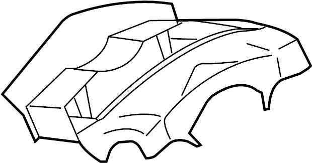 2004 Nissan 350z M T Column Assy Cover Column Cover
